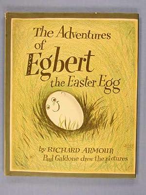 The Adventures of Egbert the Easter Egg: Armour, Richard
