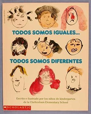 Todos Somos Iguales.Todos Somos Diferentes: Cheltenham Elementary School