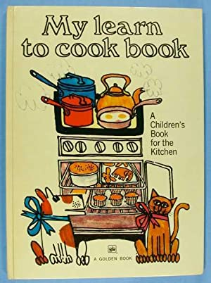 My Learn to Cook Book: Sedgwick, Ursula