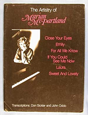 The Artistry of Marian McPartland: McPartland, Marian