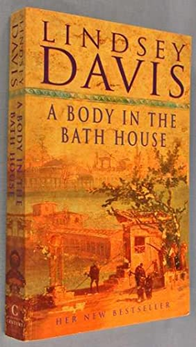 The Body in the Bath House (Book: Davis, Lindsey