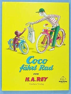 Coco fährt Rad - Curious George Rides a Bike: Rey, Margret; Rey, H. A.