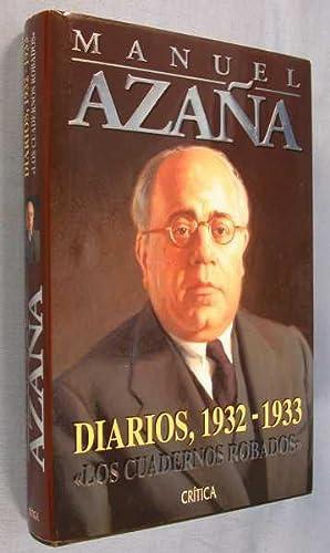 Diarios, 1932-1933:Los Cuadernos Robados: Azana, Manuel