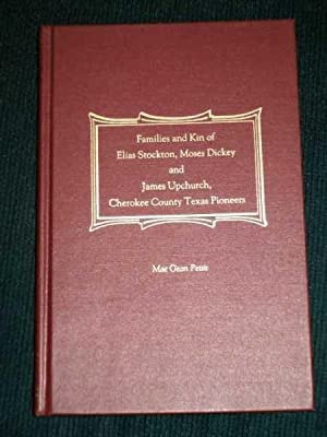 Families and Kin of Elias Stockton, Moses: Pettit, Mae Gean
