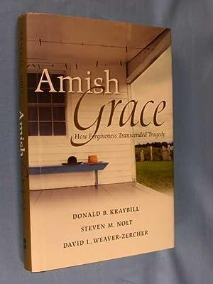 Amish Grace: How Forgiveness Transcended Tragedy: Kraybill, Donald B.; Steven M. Nolt; David L. ...