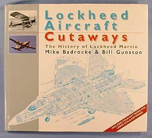 Lockheed Aircraft Cutaways: The History of Lockheed: Badrocke, Mike; Bill