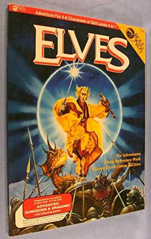 Elves (for Advanced Dungeons & Dragons: Role: Glaberson, Cory (editor)