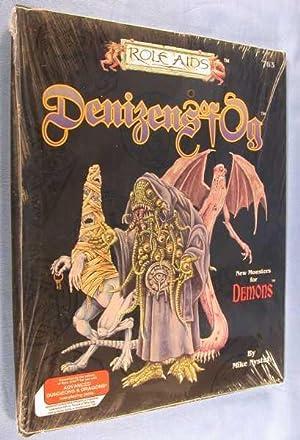 Denizens of Og (for Advanced Dungeons &: Nystul, Mike