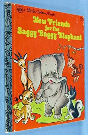 New Friends for the Saggy Baggy Elephant: Holl, Adelaide