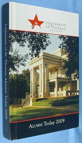 University of St. Thomas Houston - Alumni Today 2009: Escriva, Frances