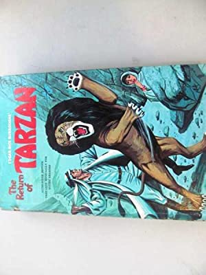 Return of Tarzan, The: Burroughs, Edgar Rice