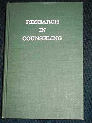 Research in Counseling: Litwack, Lawrence; Getson, Russell; Saltzman, Glenn
