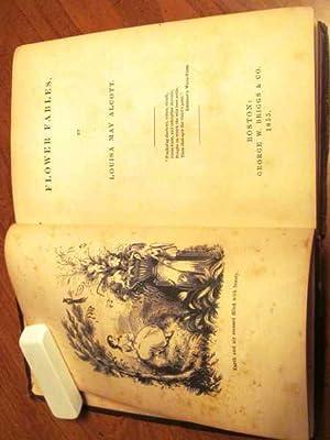 Flower Fables: Alcott, Louisa May