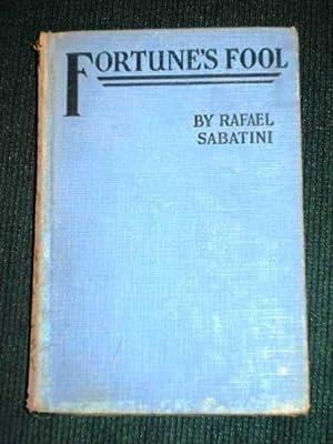 Fortune's Fool: Sabatini, Rafael