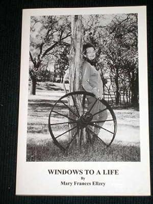 Windows to a Life: Ellzey, Mary Frances