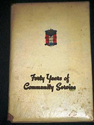 Forty Years of Community Service: The Story of Karl Hoblitzelle and the Development of Interstate ...