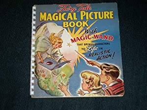 Fairy Tale Magical Picture Book with Magic Wand that Brings Characters to Life in Realistic Action!...