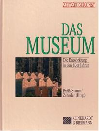 Das Museum. Die Entwicklung in den 80er: Preiß, Achim, Karl