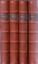 Hebbels Werke in vier Bänden.: Hebbel, Friedrich und Friedrich Brandes (Hg.):