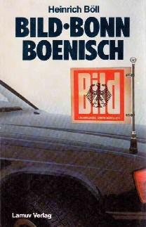 Bild, Bonn, Boenisch.: Böll, Heinrich, Klaus