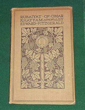 The Rubaiyat of Omar Khayyam. Presented by: Edward Fitzgerald and