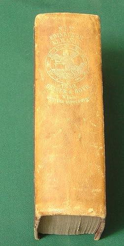 Oliver & Boyd's New Edinburgh almanac and: Anon.