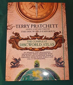 The compleat Discworld atlas of general and: Terry Pratchett.