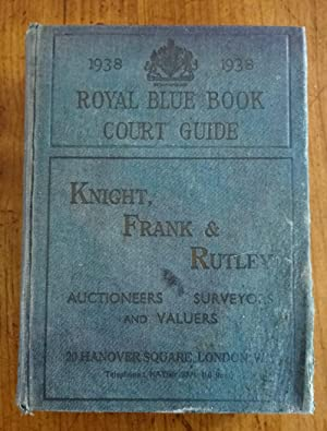 Royal blue book: court and parliamentary guide (with a plan of the western districts of London). ...