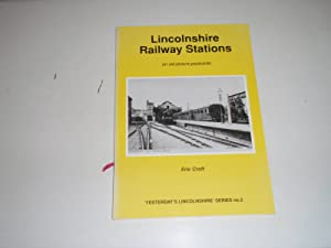 Lincolnshire Railway Stations: Croft, Eric