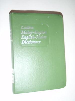 Malay-English, English-Malay Dictionary (Collins Gems): Revised Edition: Haji Abdul Rahman