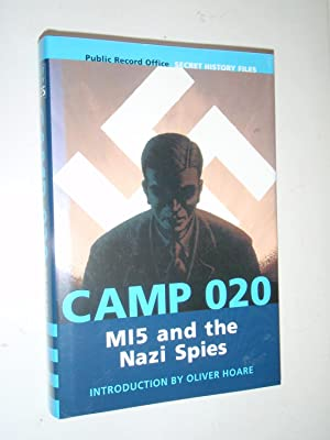 Camp 020: MI5 and the Nazi Spies: Stephens, R.W.G.