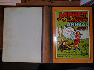 Japhet & Happy's Annual 1937: J.F.Horrabin