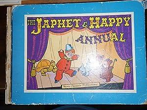The Japhet & Happy Annual: J.F.Horrabin