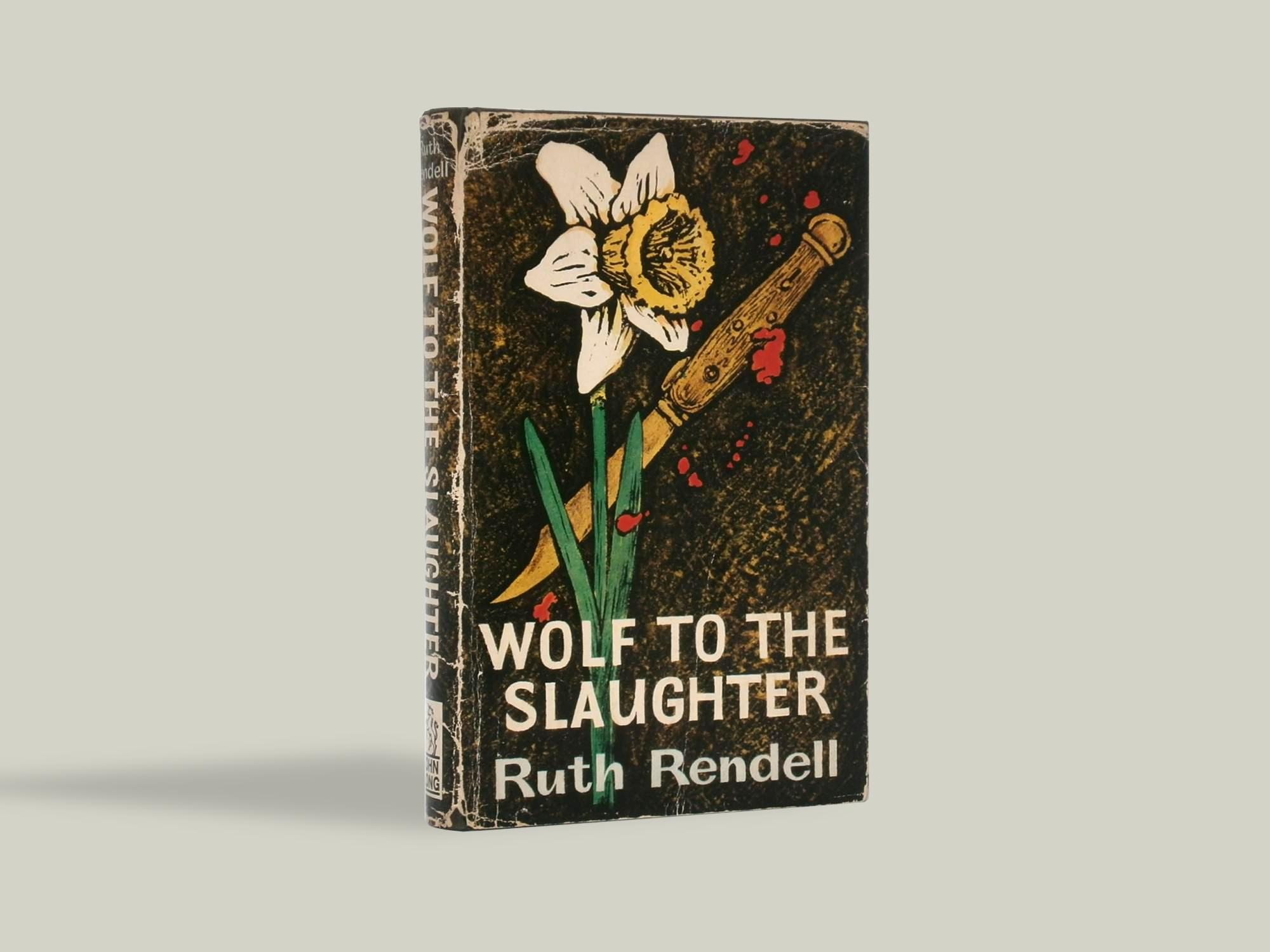 wolf to the slaughter rendell ruth