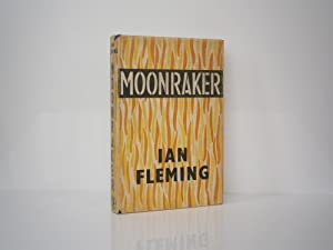 Moonraker - THE BATTERED TYPE EDITION TO: Ian Fleming