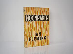 Moonraker - SIGNED BY SIR ROGER MOORE: Ian Fleming