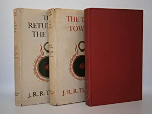 The Lord of the Rings - Comprising: J.R.R.Tolkien