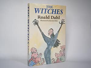 The Witches - SIGNED BY QUENTIN BLAKE.: Roald Dahl