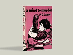 A Mind to Murder - INSCRIBED BY: P d James
