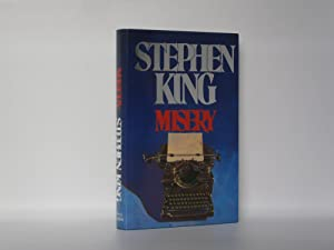 Misery - SIGNED BY THE AUTHOR: Stephen King