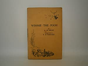 Winnie the Pooh - SIGNED BY THE: A.A.Milne