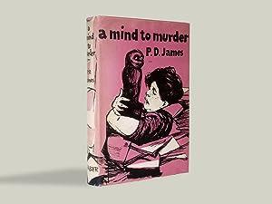 A Mind to Murder: P d James