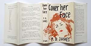 Cover Her Face - Correct First Edition: P d James