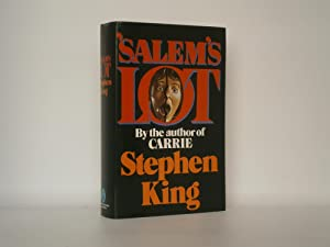 Salem's Lot - SIGNED BY THE AUTHOR: Stephen King