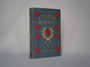 Casino Royale - INSCRIBED BY THE AUTHOR: Ian Fleming