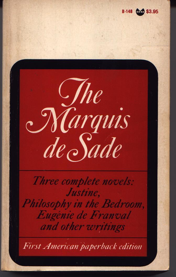 . Justine by Marquis De Sade   AbeBooks
