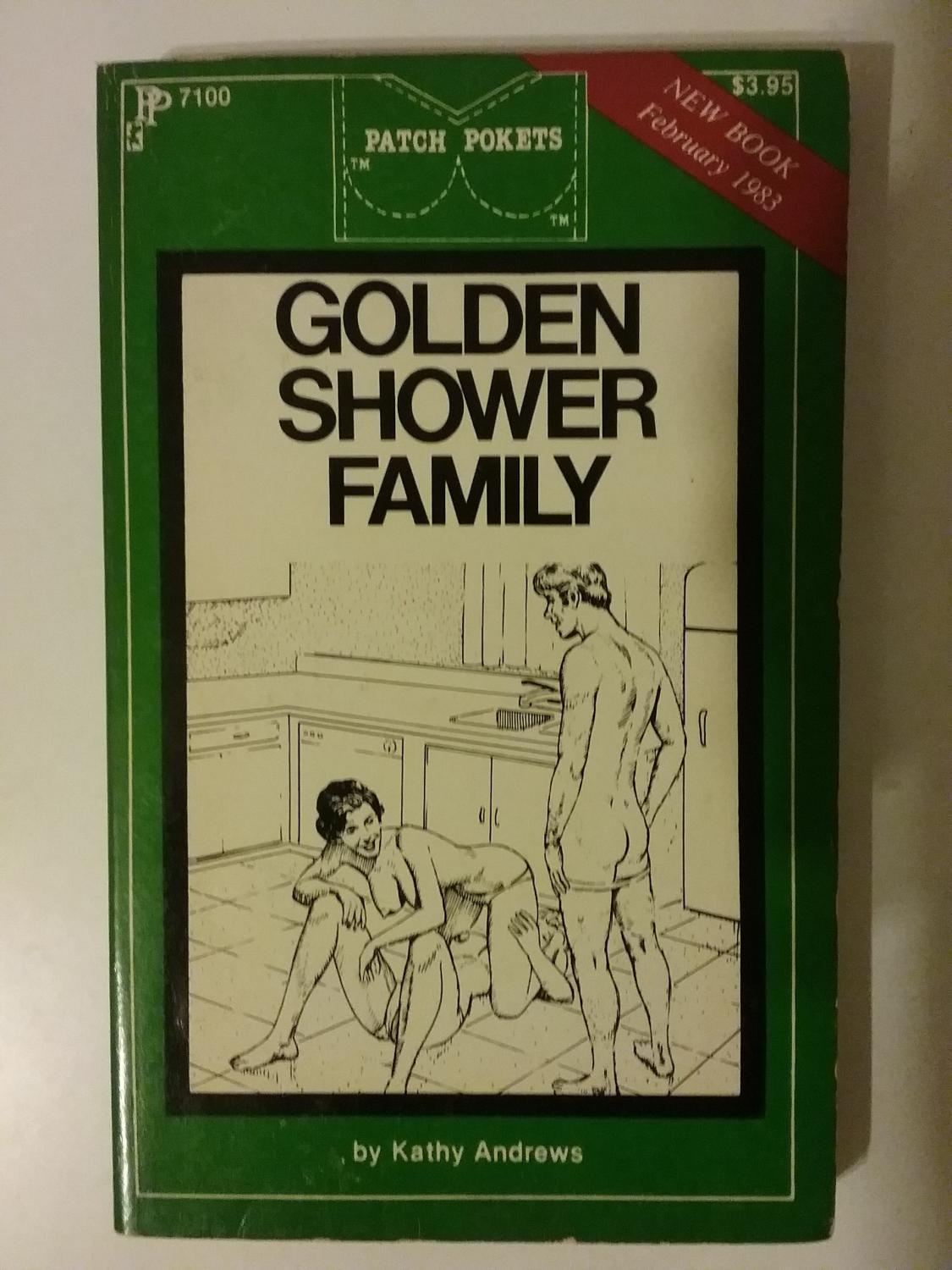 golden showers patches