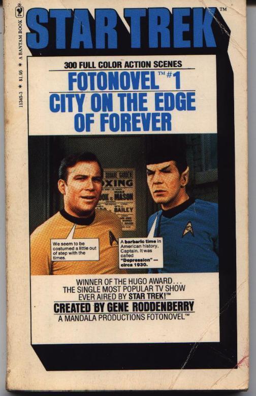 1 city edge forever fotonovel star trek 62