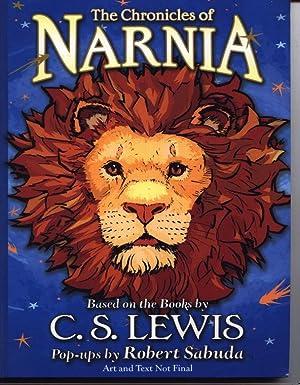 The Chronicles Of Narnia - A Pop-Up: Sabuda, Robert (C.
