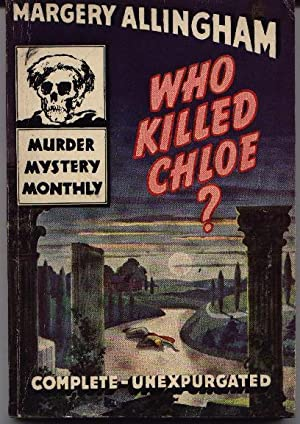 Who Killed Chloe? - Murder Mystery Monthly #17 Seventeen